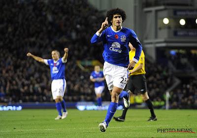 Britse kwaliteitskrant blikt terug op het briljante jaar van Marouane Fellaini bij Everton