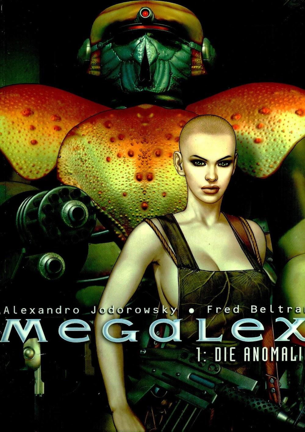 Megalex (1999) - komplett