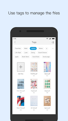 Foxit PDF Reader Mobile - Edit and Convert 7.2.1.1025 Apk for Android 6