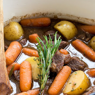 Glazed Beef Stew Recipes