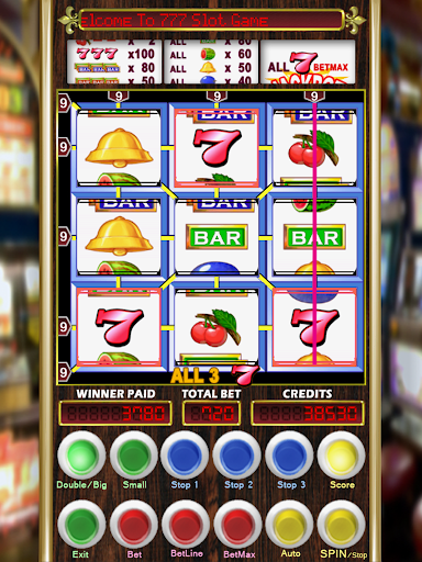 777 Fruit Slot Machine Cherry Master  screenshots 12