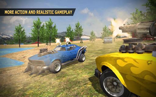 Player Car Battleground - Free Fire 1.3.1 screenshots 3