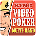 King Video Poker Multi Hand icon