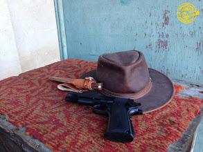 Photo: SSK357 alá Indiana Jones :)