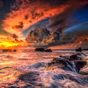 tudor by Raung Binaia - Landscapes Sunsets & Sunrises