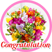 Greeting Congratulations