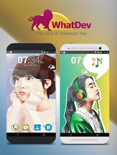 IU Wallpaper HD (아이유) - náhled
