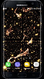 Infinite Particles 3D Live Wallpaper Screenshot
