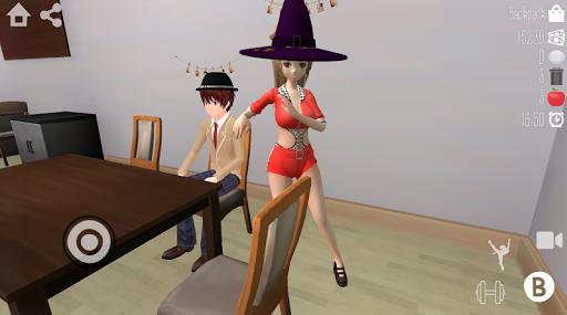 Waifu Simulator apktram screenshots 2