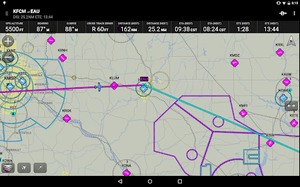 Garmin Pilot Screenshot 9