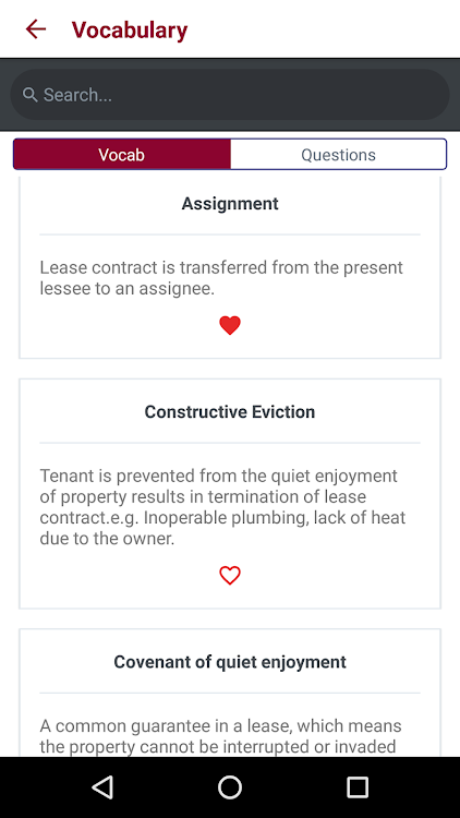 Real Estate Exam Prep – (Android 앱) — AppAgg