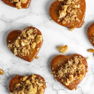 Melomakarona - Greek Honey Spice Christmas Cookies.