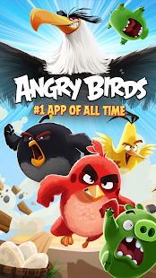 Angry Birds- gambar mini screenshot