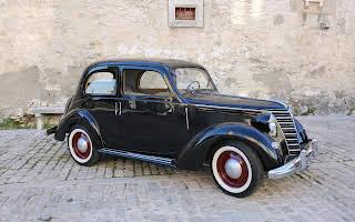 Fiat 1100e Rent Campania