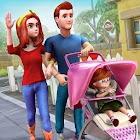 Virtuelles Familienleben: Mom Dad Simulator icon