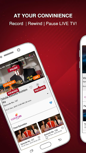 JioTV – LIVE Cricket, TV, Movies screenshot 7