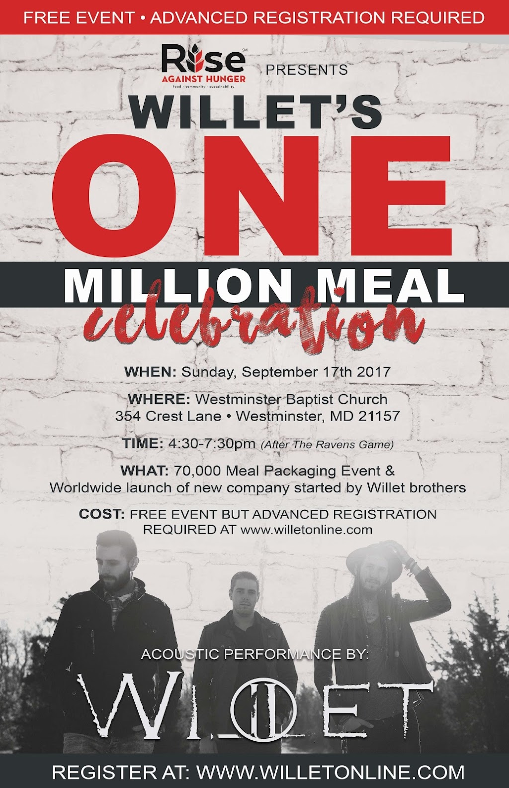 Million Meal Celebration