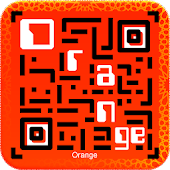 Mon orange QR