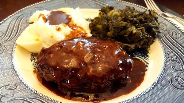 Amy's Sensational Salisbury Steak Recipe