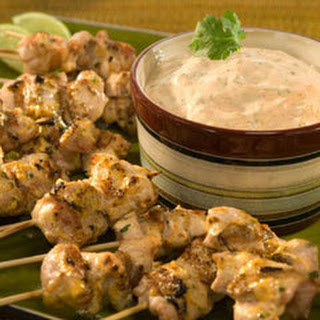 Chipotle-Lime Chicken Skewers Recipe
