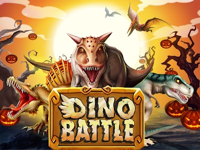 Dino Battle Apk Download For Android and Iphone 1
