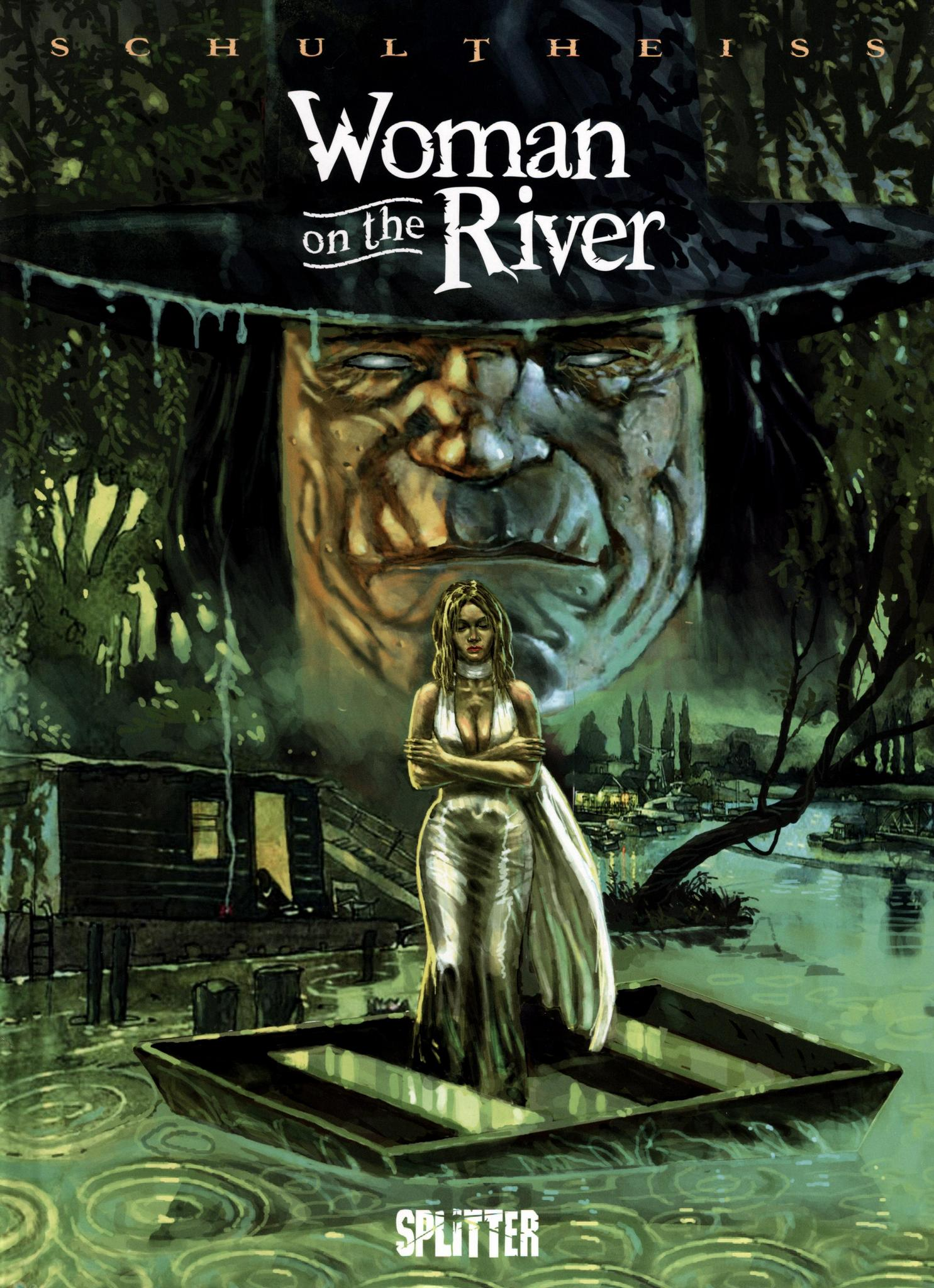 Woman on the River (2013)