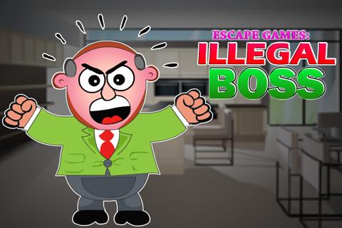 ゲームをエスケープ:不正なボス