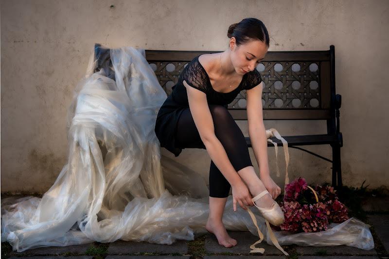 Pensieri di una ballerina di adimar