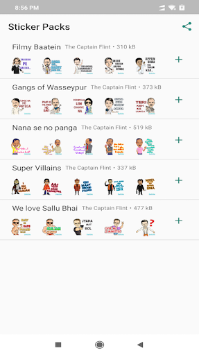 Bollywood Stickers For WhatsApp - WAStickerApps cheat hacks