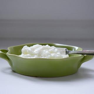 Garlic Sauce, or Toum