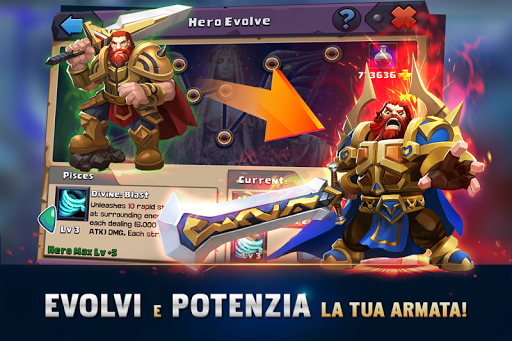 Clash of Lords 2: Italiano  screenshots 3