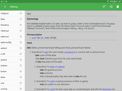 App English Dictionary - Offline APK for Windows Phone