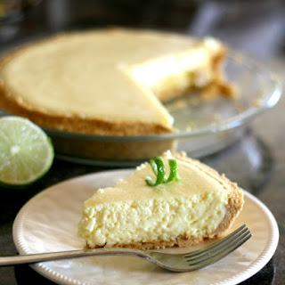 Italian Key Lime Pie