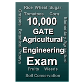 GATE Agricultural Engineering Exam