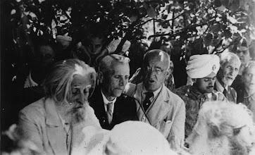 Photo: д-р Иван Жеков (от дясно с очилата)