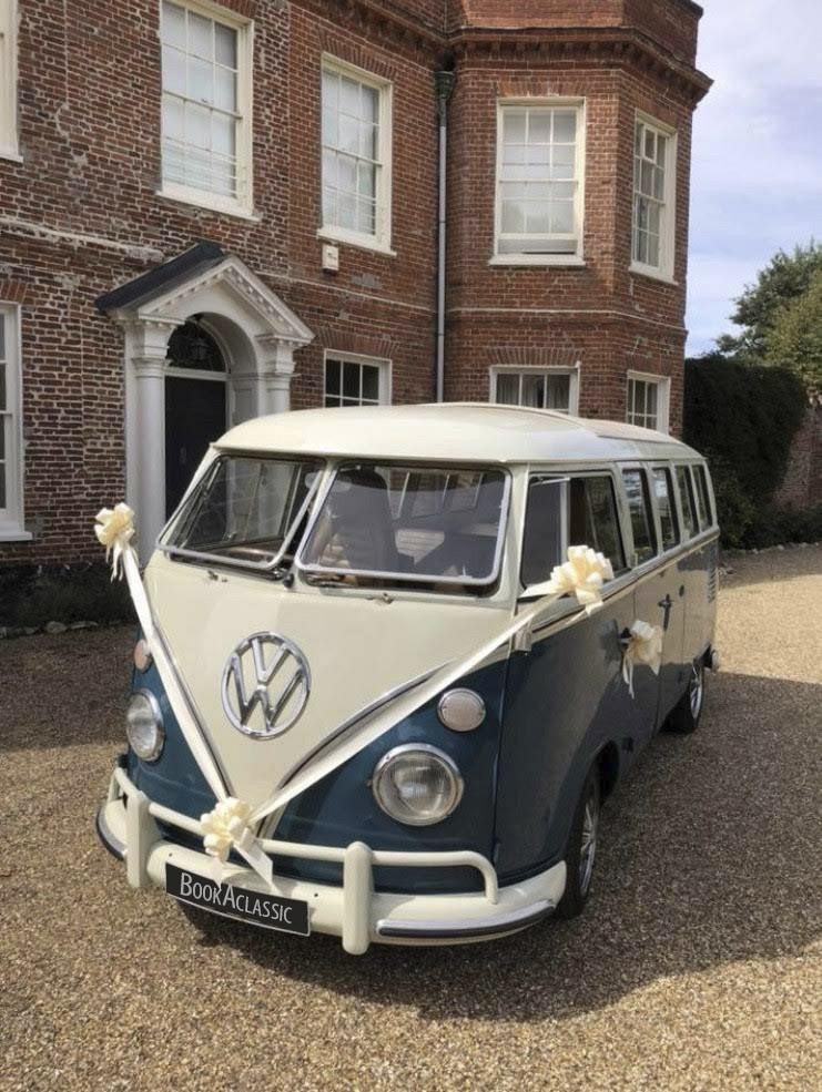 Volkswagen Split Screen Camper Hire Hopton On Sea