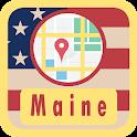 USA Maine Maps icon