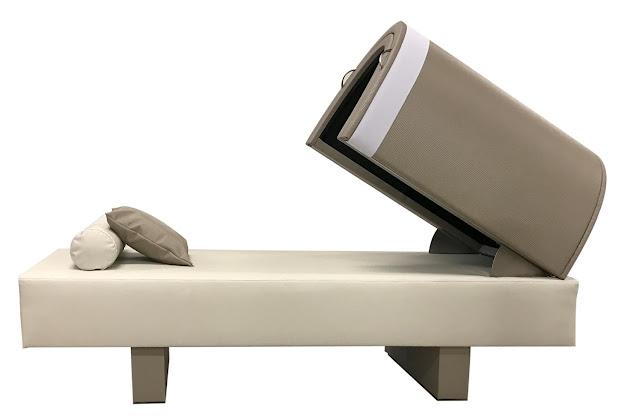 Infratherapie VITAL DOME sauna infrarouge long individuel pour professionnels et particuliers