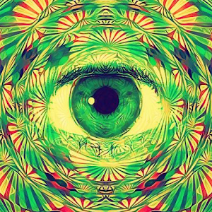 Trippy psychedelic wallpapers android apps on google play for Trippy house music