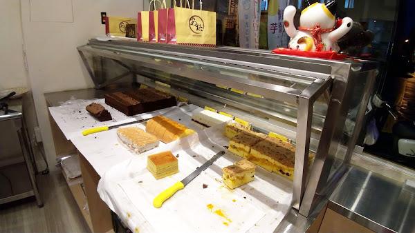 安格高鈣乳酪蛋糕|台南古早味蛋糕| 爆漿巧克力古早味蛋糕推薦|奶酪濃郁滑順,每一口都吃的到濃濃奶香