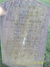 Photo: 24-William, son of Robert & Maria Beasant, died November [1st] 1870, aged 33 yearsMaria, wife of R.B., died January [5th] [1872]Robert Beasant, died August 7th 1880, aged 70 years