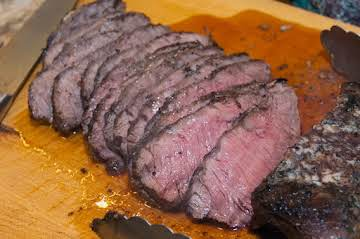 Beef Essentials: Oven Finished Flat-Iron Steak