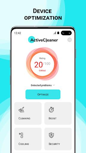 Active Cleaner 1.2.7 screenshots 1