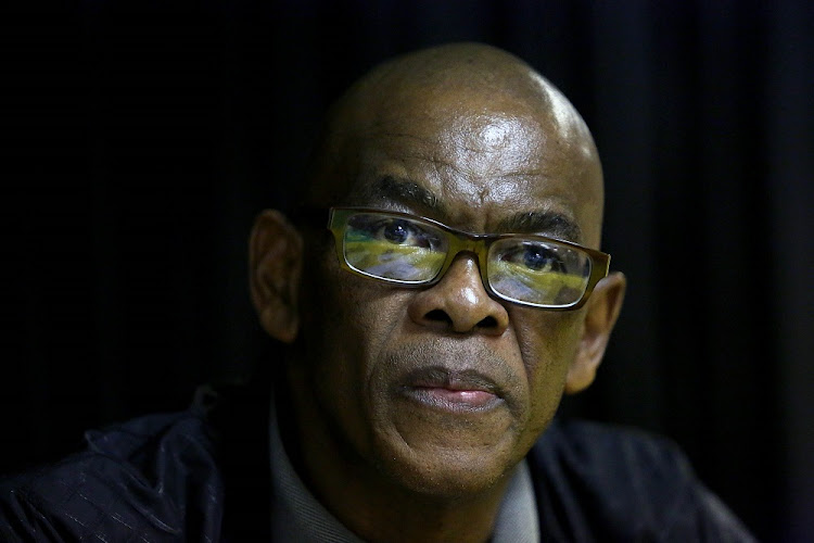 ANC secretary-general Ace Magashule. File photo.