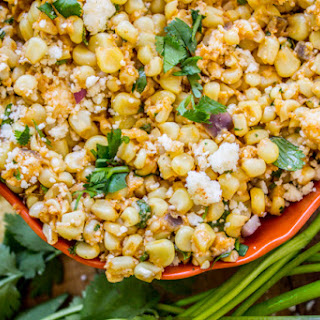 Mexican Street Corn Dip (Elote) Recipe