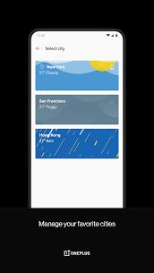 OnePlus Weather 3
