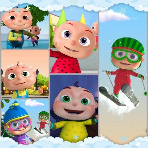 Kids Zool Babies Cartoon Video Songs - Offline 1.15 screenshots 7