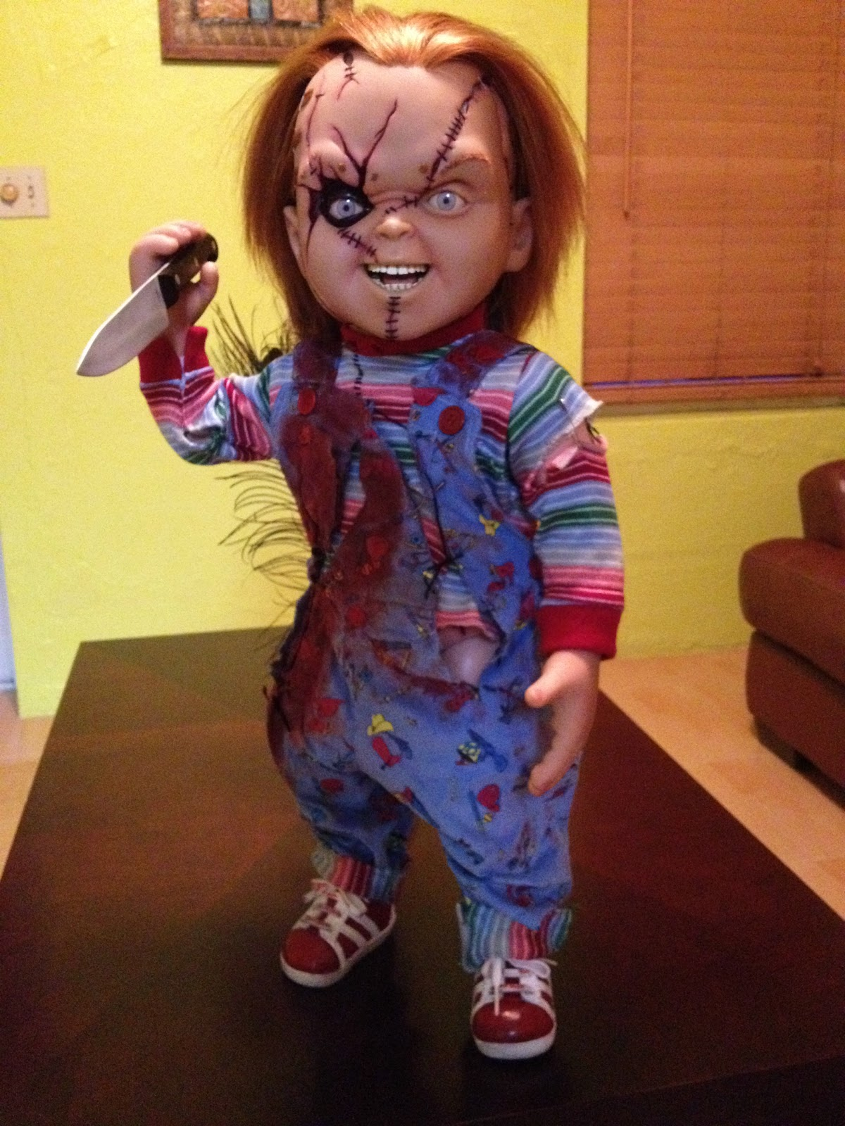 Image result for chucky doll