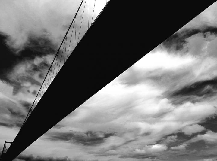 Il ponte sul Bosforo di Silvio Lorrai