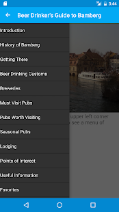 Bamberg Beer Guide- screenshot thumbnail